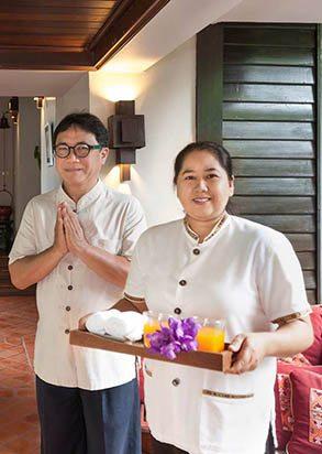 Welcome to Lana Thai Villa Chiang Mai
