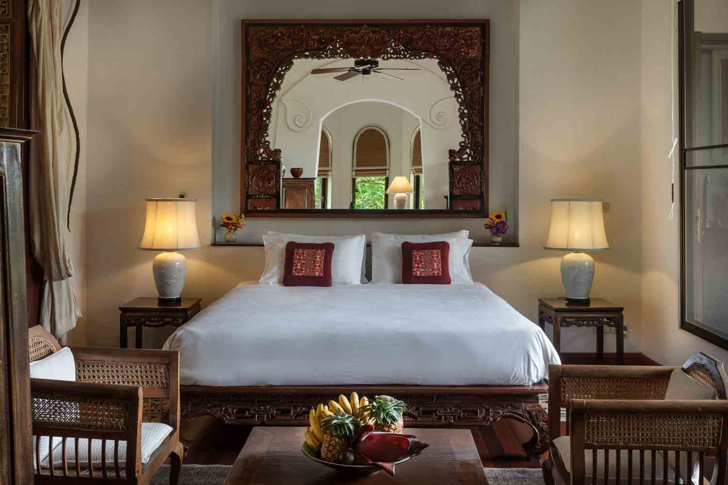 Luxury resort accommodation Chiang Mai