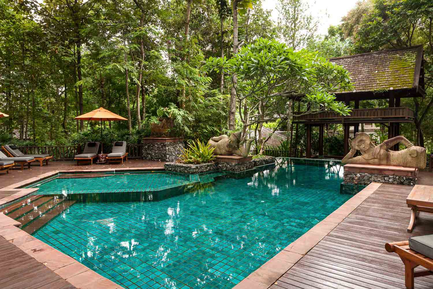 Luxurey Spa with private swimming pool