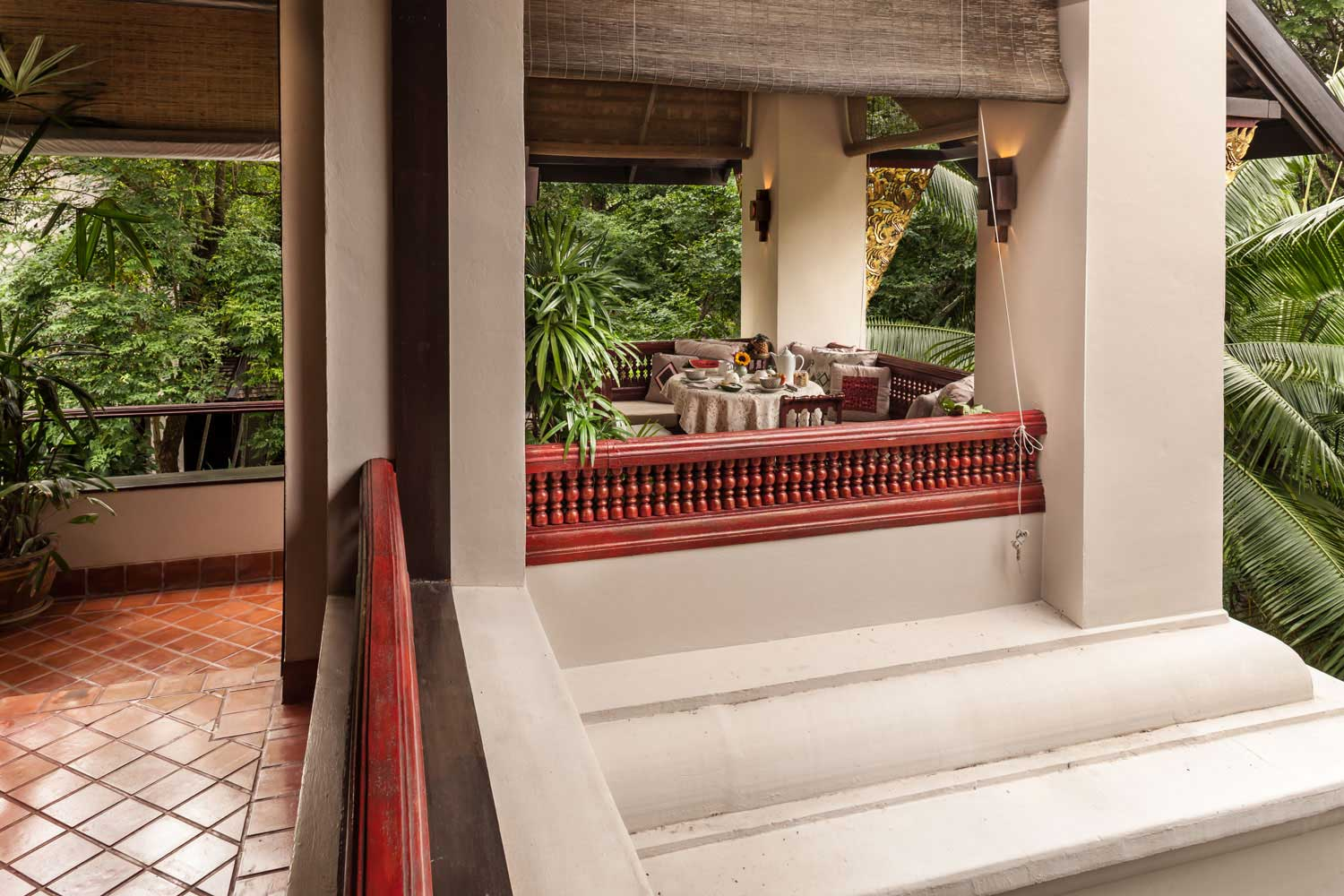 Luxury holiday suite for rent Chiang Mai Lana Thai Villa