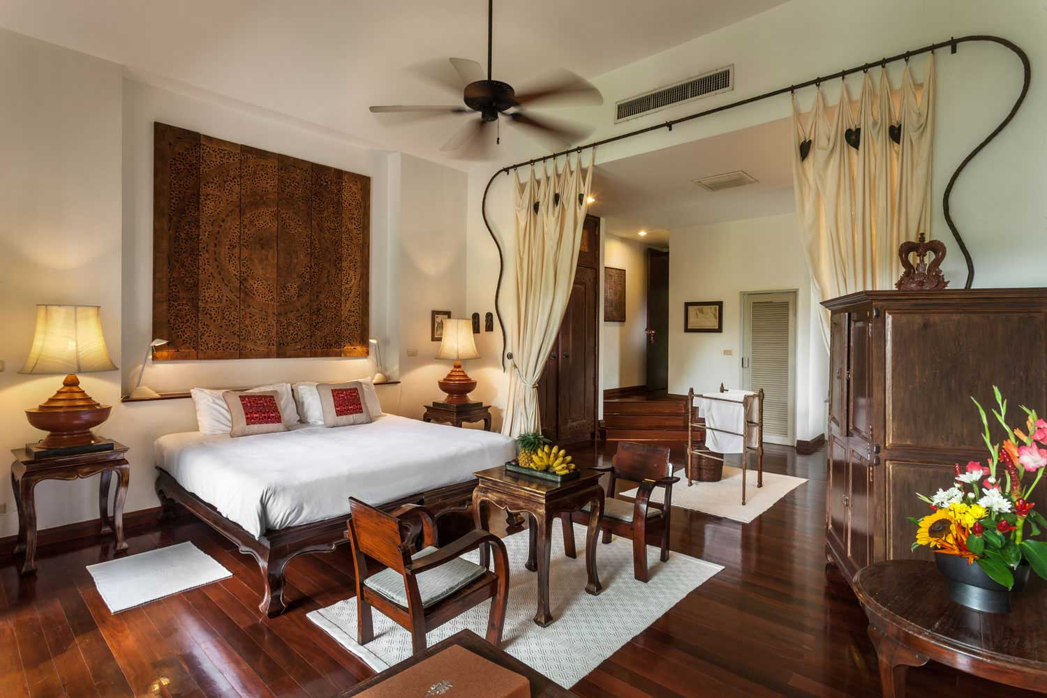 Blainese Suite Lana Thai Villa Four Seasons Chiang Mai
