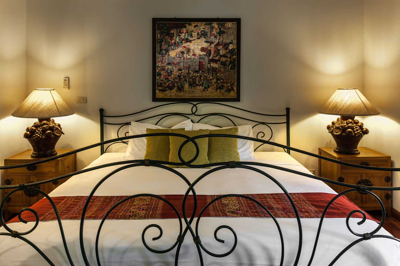 Chiang Mai holiday accommodation Lana Thai Villa