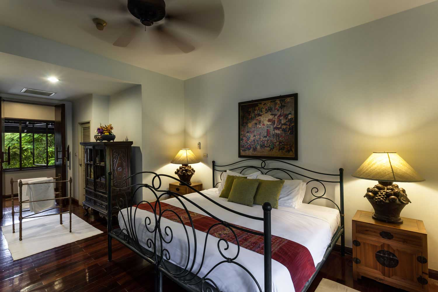 Luxury room for rent Chiang Mai accommodation