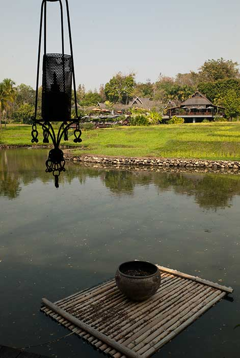 Best resort Chiang Mai the Four Seasons