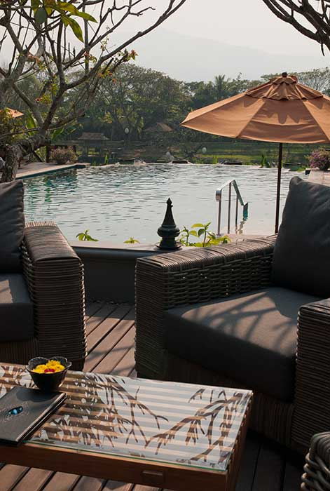 Luxury resort Chiang Mai at the Four Seasons