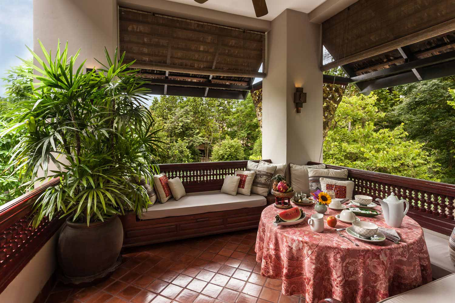Luxury holiday suite Lana Thai Villa Chiang Mai