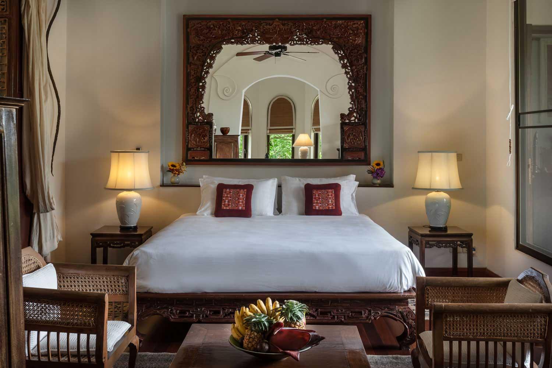 Luxury Villa Mae Rim Lana Thai Villa