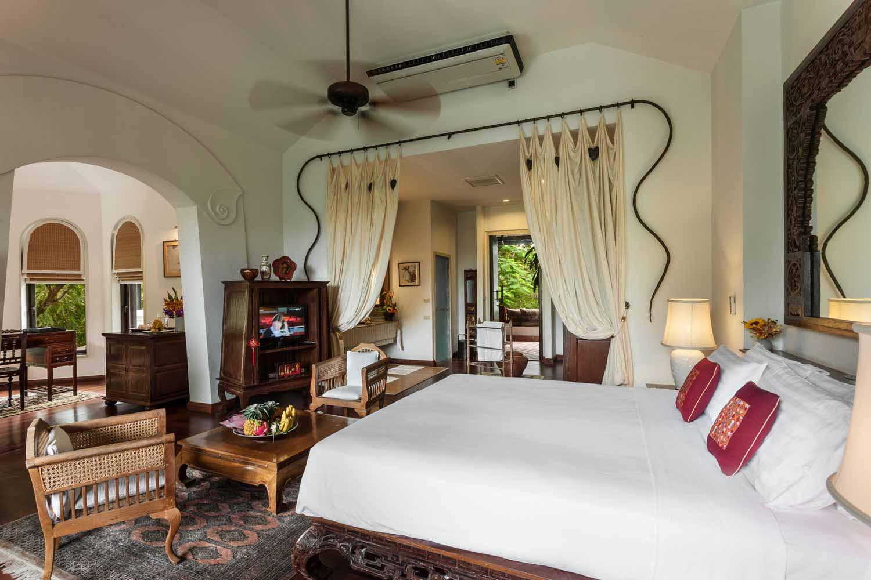 Chinese Suite Lana Thai Villa Mae Rim