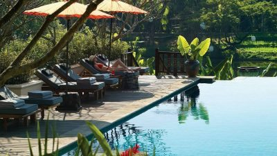 Four Seasons Chiang Mai swimming pool