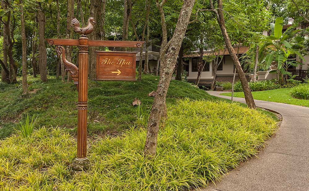 Thai Spas at Luxury Villas in Chiang Mai