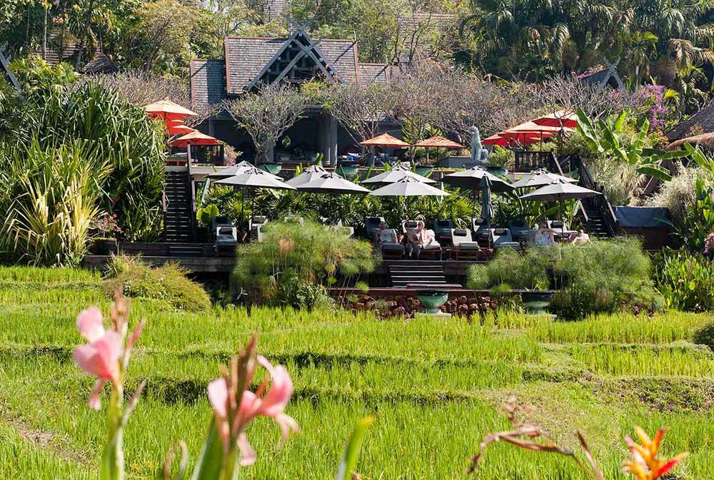 Best Spa Resorts Chiang Mai