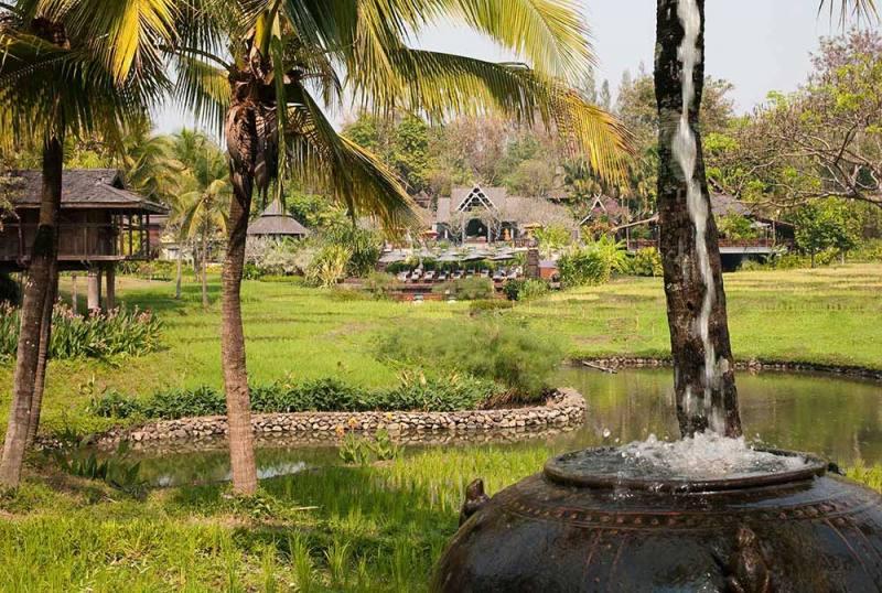 Private Chiang Mai Luxury Villa