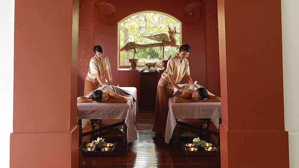 the best Thai spa in Chiang Mai