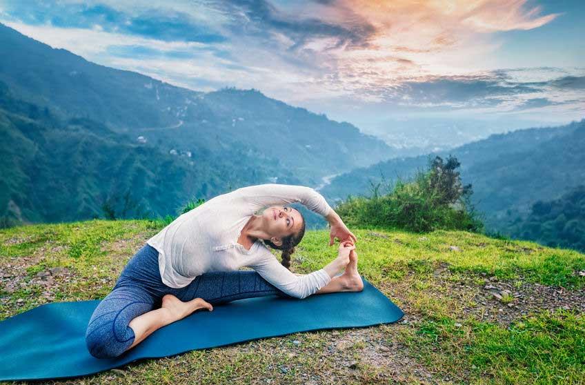 Hatha Yoga Poses