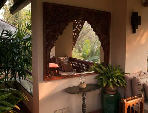 Facilities to be expected in a Chiang Mai Villa
