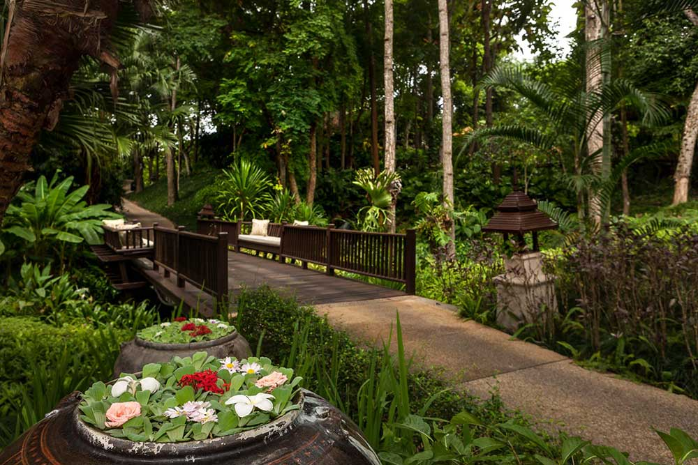 Luxury resorts Mae Rim