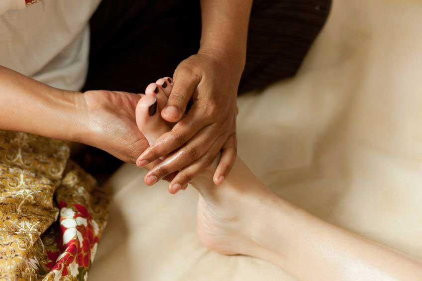 Thai spas wellness retreat