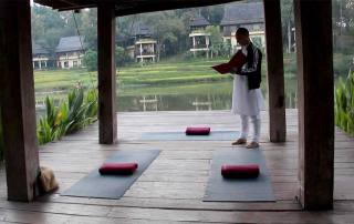 Chiang Mai Yoga Retreat