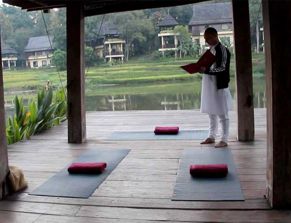 Unique Healthy Vacations – Chiang Mai Yoga Retreat