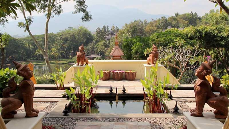 Boutique hotels in Chiang Mai