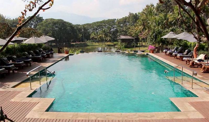 Luxury resorts Chiang Mai