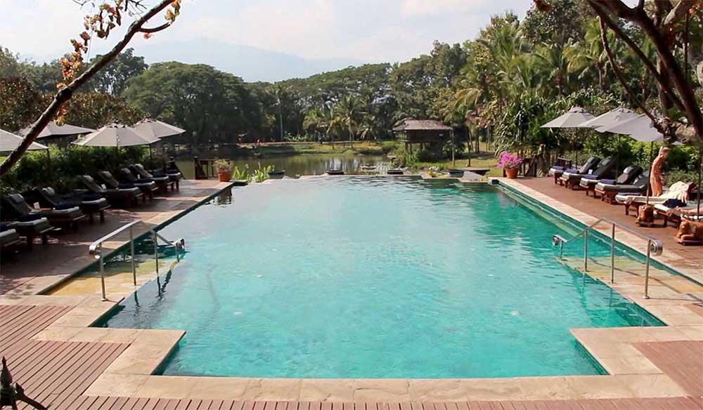 Luxury resorts Chiang Mai